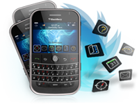blackberry development